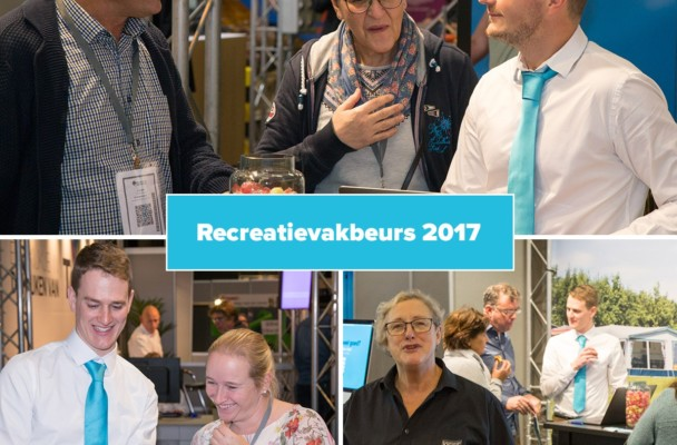 Recreatievakbeurs 2017 in Hardenberg