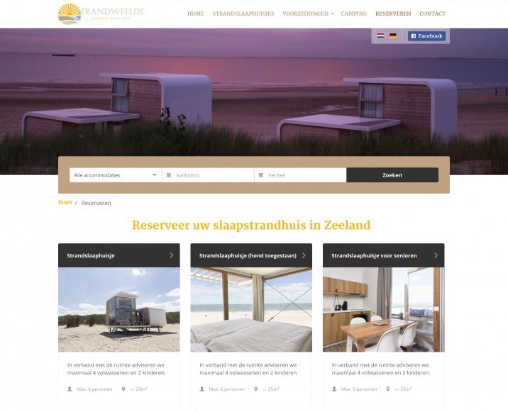 Online Reserveringssysteem Website Integratie Huisjes1