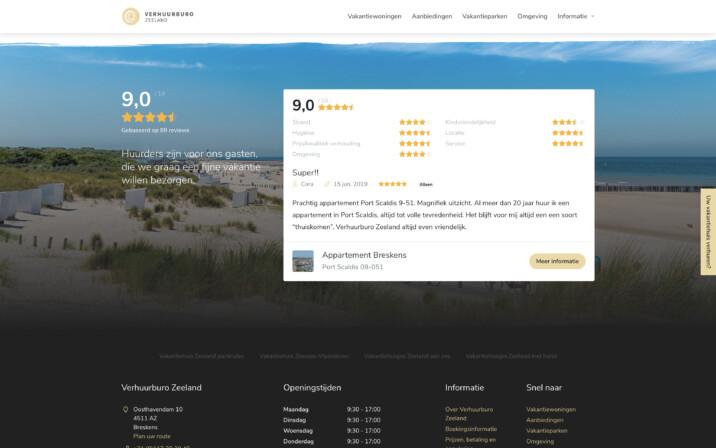 Online reserveringssysteem reviews gebundeld