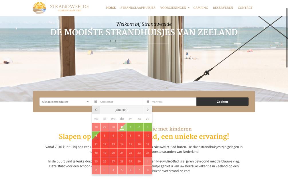 Online Reserveringssysteem Zoek En Boek