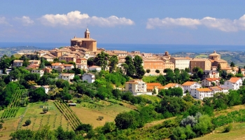 Glamping Cingoli (Italië)