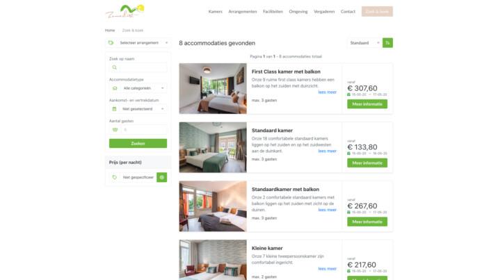 Hotelreserveringssysteem