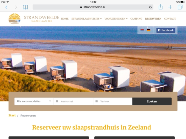 Online Reserveringssysteem Ipad Sw