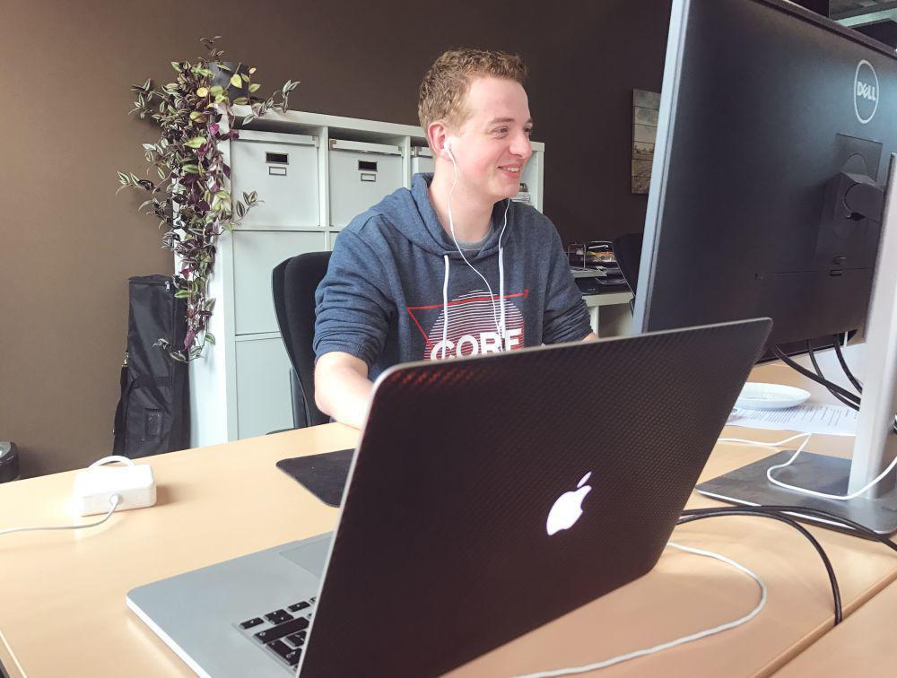 Recranet Webdeveloper Raymon